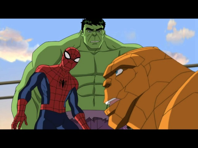 Великий Человек-паук - Невероятный Паук-Халк - Сезон 2, Серия 14 | Marvel