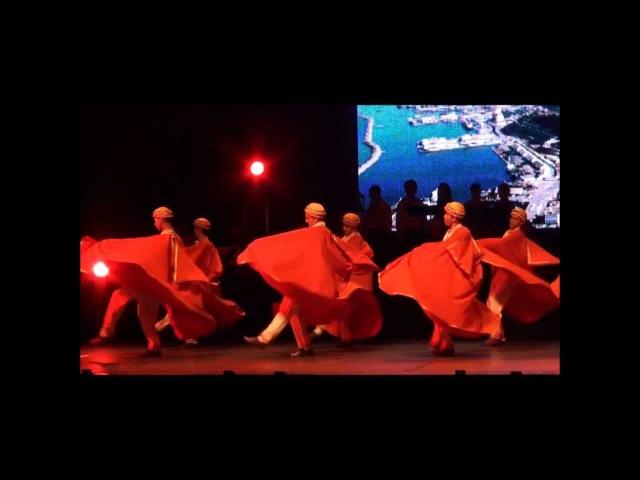 Journées culturelles algériennes au Maroc Danses folkloriques