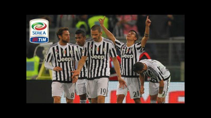 Lazio-Juventus 0-2 - Highlights - Matchday 15 - Serie A TIM 2015/16