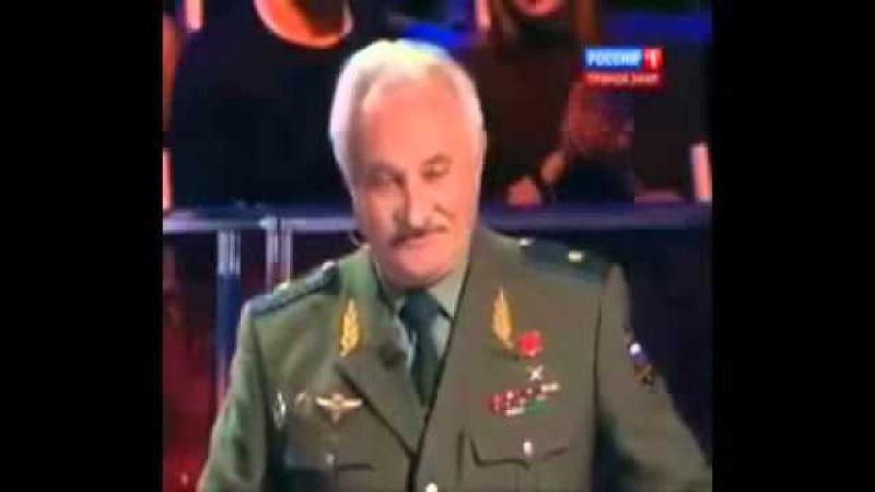 Генерал ВДВ о развале армии министром Путина