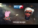 MLG Peppa Pig - Flying On REKT BIN LADEN
