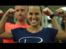 Domi Cibulkova Exclusive footage from Florida One Day of Training