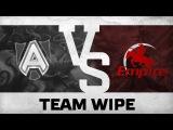 Team wipe by Alliance vs Team Empire DreamLeague Season 4
