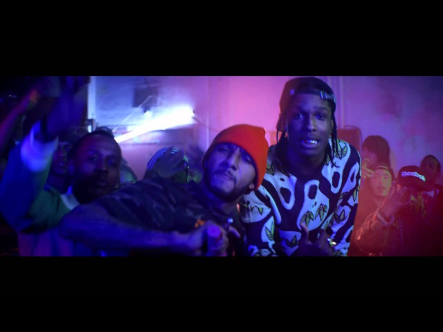 Swizz Beatz A$AP Rocky - Street Knock (Official Music Video 09.05.2012)