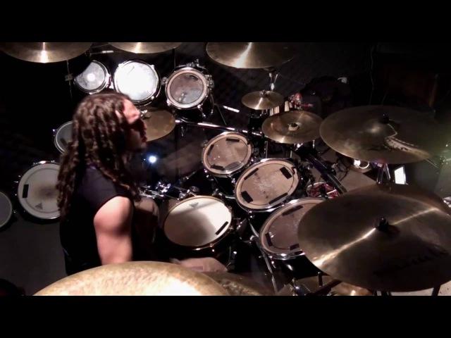 Erce - Battery (Metallica Drum Cover)