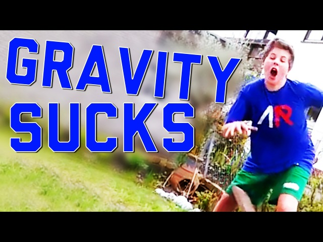 Gravity Sucks and Balance Fails Compilation 2015 by FailArmy
