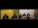 Фонд ЖКХ провел селекторное совещание с Псковской областью. 25.02.2016 (online-video-cutter.com)
