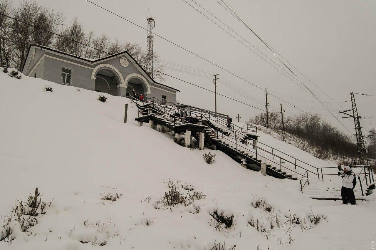 Станция Гайва