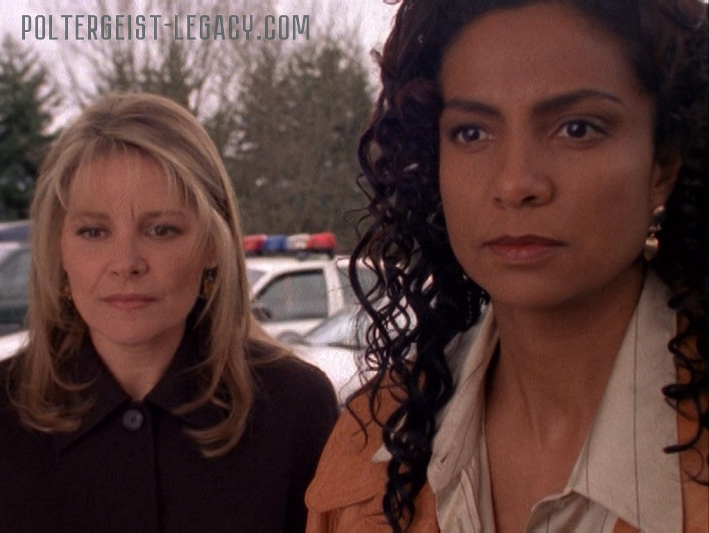 Рейчел и Алекс в эпизоде Раскаяние Repentance
