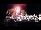 East-West European Jazz Orchestra ft. Alvon Johnson, Vlad Okunev