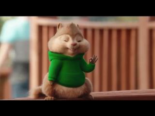 Элвин и Бурундуки 4 / Второй Трейлер [Eng]- The Road Chip - Official FINAL Trailer HD