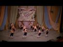 Коллектив обр. студии совр. хор. «Росинка», танец «Нано-техно», Золотая горошина, городской этап