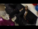 (Balloon Fetish Looner)- Sexy Steffi - Sneaker Popping -(@Kaoth)