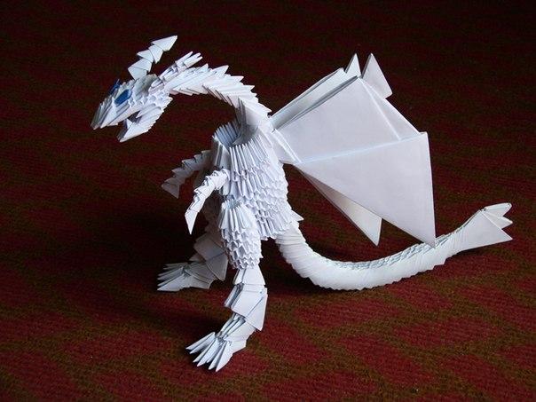 Ищу схему дракона.
