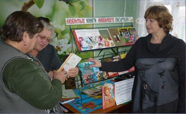В станице Зеленчукской открыли импровизированное литературное кафе «Дегустация литературных новинок»