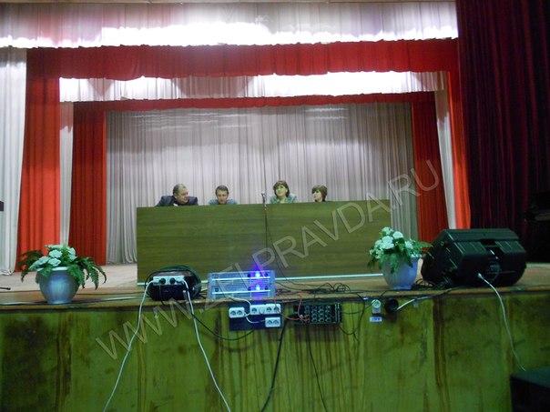 В станице Зеленчукской состоялась встреча собственников жилья с представителем управляющей компании