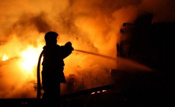 В Зеленчукском районе сгорел дом