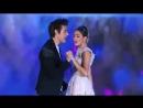 Violetta y Leon cantan Abrázame y verás (Show)