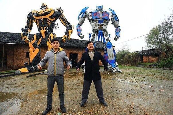 Китайский фермер со своим сыном зарабатывает более $ 160 000 в год, пр