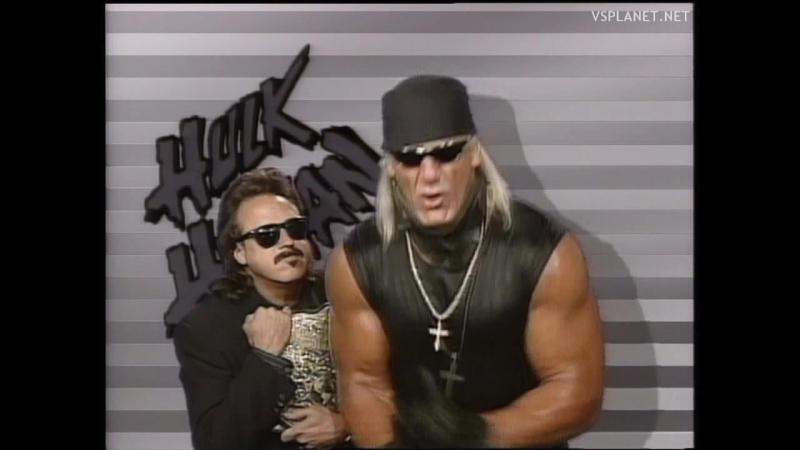 Hulk Hogan Interview @ WCW Monday Nitro 16.10.1995