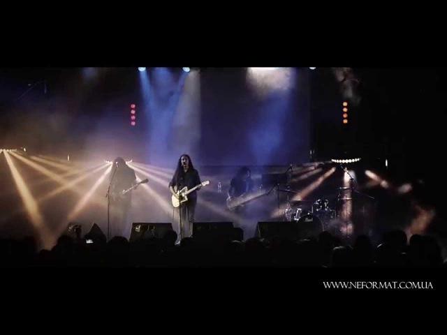 Alcest - Sur l'océan couleur de fer (encore) - Live@Bingo, Kiev [13.06.2014]