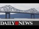 Tugboat Crash on Hudson River Near Tappan Zee Bridge Leaves One Dead, Two Missing