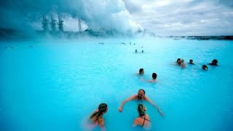 Голубая Лагуна в Исландии: Фантастическое и уникальное место