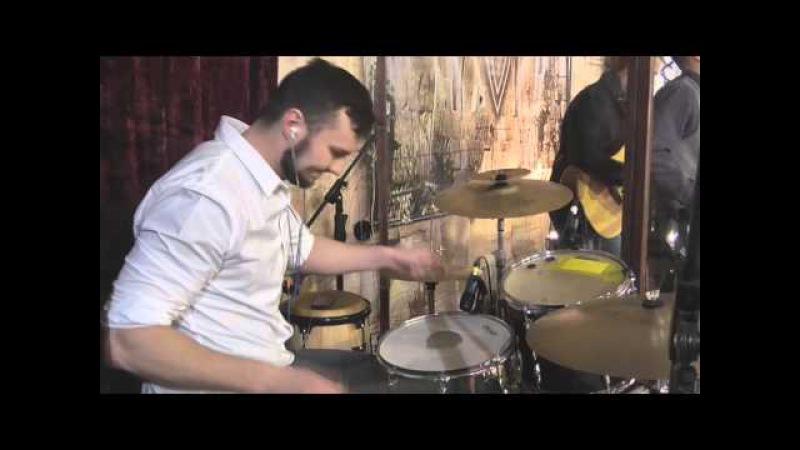 DrumCam - V. Babishyn - Lechu Nerannena LeAdonai (Cover)