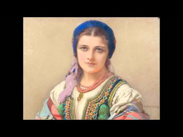 Czerwone Jagody - Ludowa Piosenka - Polish Folk Music