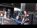LAST DAYS OF HUMANITY Live At OEF 2011