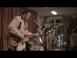 Johnny Bach And The Moonshine Boozers, Live, 2015