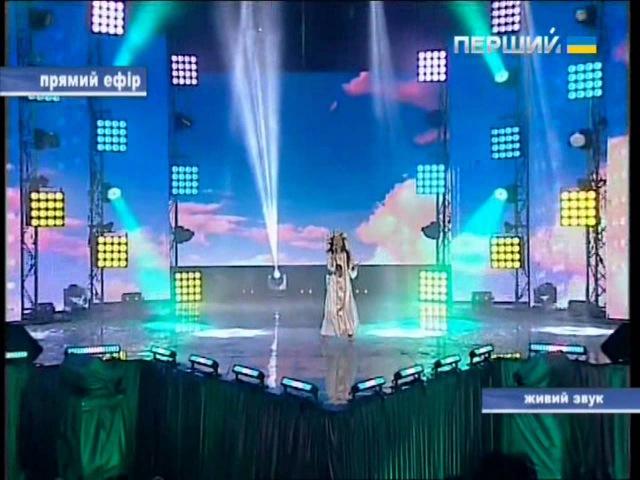 Дитяче Євробачення 2014 - Ярина Тарас