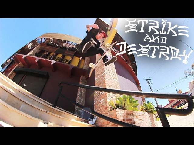 Strike and Destroy - Luan Oliveira