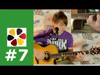 бонус трек 7/ Ночь - группа КИНО, разбор, как играть на гитаре, аккорды, вступление, бой