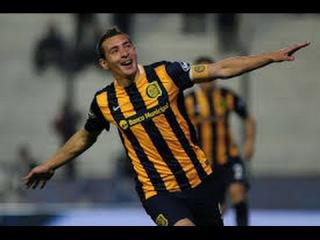Todos los goles de Marco Ruben en Rosario Central 2015