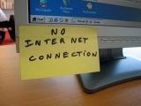 Linux. Если пропал интернет.
