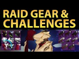 Planet Destiny: King's Fall Raid Perks + Challenges!