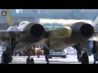 ГРОЗНОЕ СУПЕРОРУЖИЯ российских ВВС истребитель невидимка Т-50 ПАК ФА