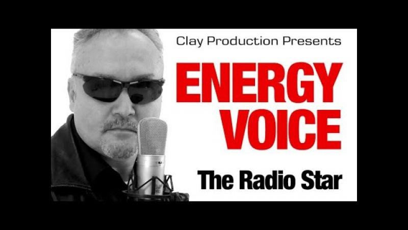 Energy Voice - The Radio Star (italo disco Hi-NRG 2016) official video