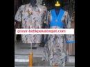 Grosir SD278 batikpekalongan sarimbit dress aserehe dafa