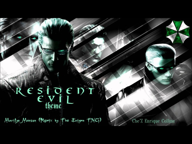 Resident Evil Theme (The Enigma TNG Remix)