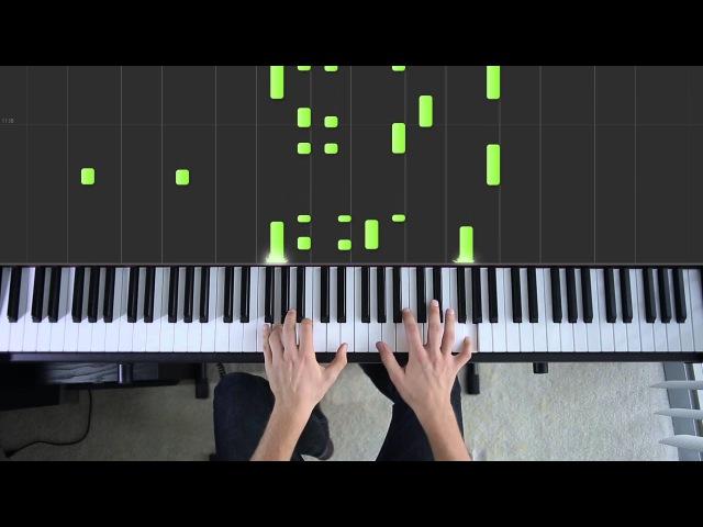 No Adrenaline Valiant Hearts Piano Cover medium