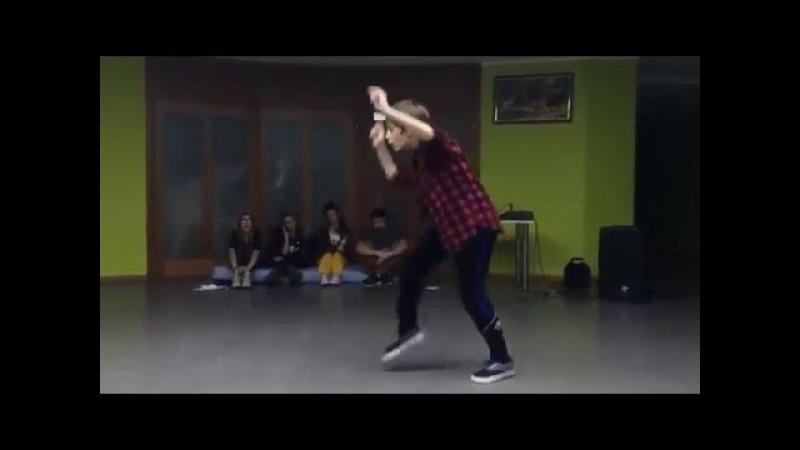 Алина Шаповал и Тимур Москальчук (Батл) (Open Crew)