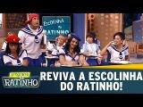 Programa do Ratinho (060515) - Reviva a Escolinha do Ratinho