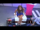 Laura Garcete enfrentó La Lavadora de Juga2Bolivia