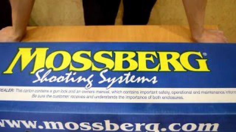 Русский обзор Mossberg 930 Waterfowl Synthetic 710 12х76. Распаковка, разборка.