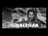 SummerSlam 2015 John Cena vs Seth Rollins WWE and US championship