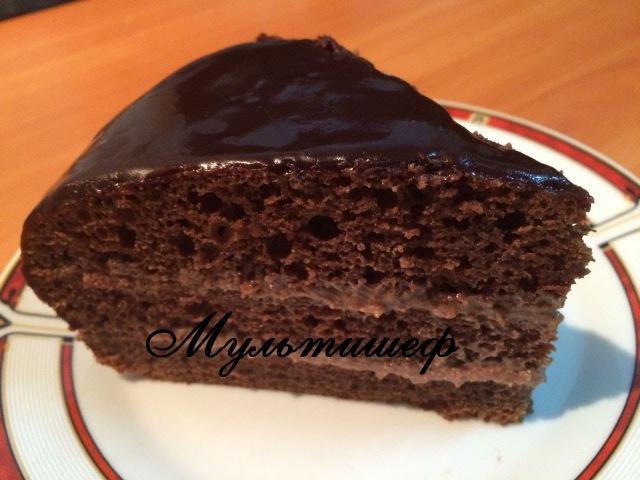 Домашние торты в мультиварке рецепты с фото