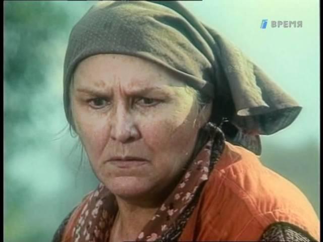 ОРТ Русский проект Нонна Мордюкова и Рима Маркова