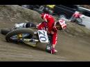 Japanese FLAT TRACK Rider Masa Ohmori 70 Motorcycle Limbo Superprestigio Dirt Track 出場の大森雅俊